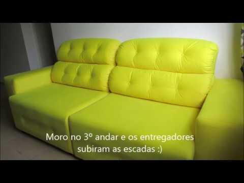 66f1fce93 Comprei um sofá no site da Magazine Luiza - YouTube