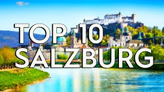 ✅ TOP 10: Things To Do In Salzburg