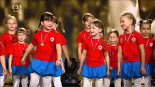 Píseň pro Báru Špotákovou - Atlet roku 2012