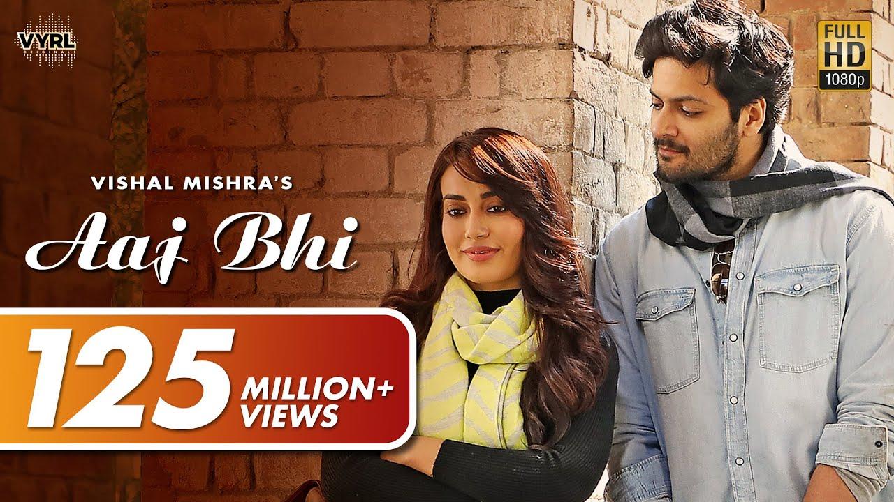 Download Aaj Bhi (Official Video) - Vishal Mishra | Ali Fazal, Surbhi Jyoti | VYRLOriginals