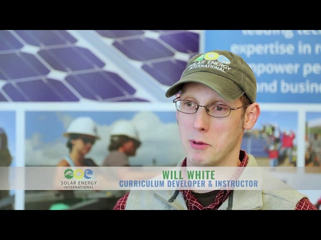 Learn from the Best: Meet the Solar Professionals Behind SEI's Solar Training Program