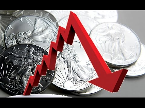 Silver Eagle Sales Plummet to 8 Year Lows! Why?!?