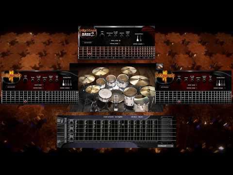 AST - 3 - (Progressive Metal) [ Shreddage 2 - Ez Drummer 2 - Prominy V-Metal ]