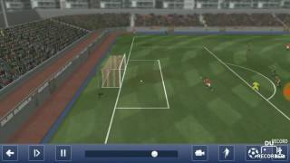 Easy goal dream league soccer