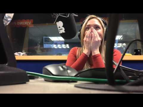 Radio Swear Prank - Viking FM Alex Duffy & Emma Louise Jones