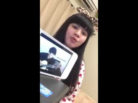 [Nathan Fingerstyle karaoke contest] Thutik Chybi Maruko Chan  - mendem kangen