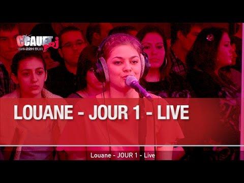 Louane - JOUR 1 - Live - C'Cauet Sur NRJ