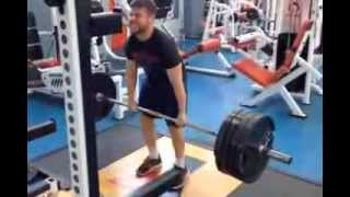Milesfit Montreal Personal Training Deadlift - 405lbs
