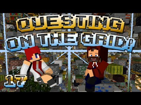 """""""SEEING A THEME!"""" QUESTING ON THE GRID w/ HEATHER #17"""