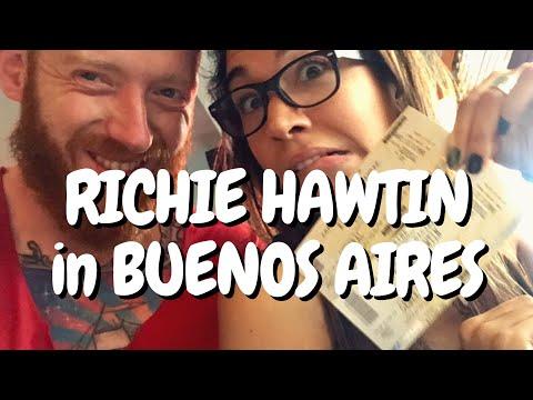RICHIE HAWTIN presents CLOSE in Mandarin Park BUENOS AIRES, Argentina - Travel Stories