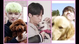 🐶Seventeen With Dogs - Cute Compilation🐶