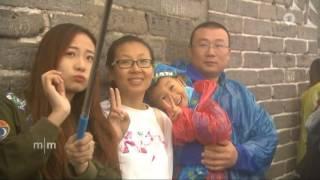 China macht Urlaub: Fast 600 Millionen unterwegs