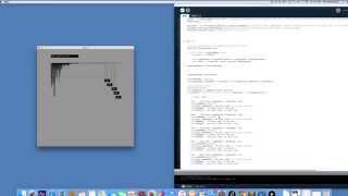 Audio Analyzer with Processing 3, minim, FFT