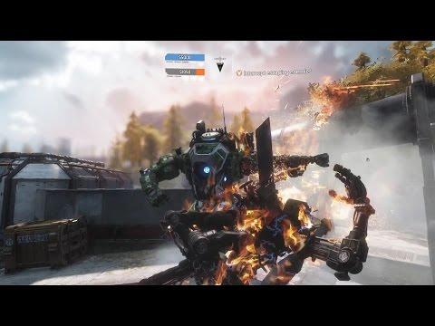 Titanfall 2 Ion Prime Execution is INSANE