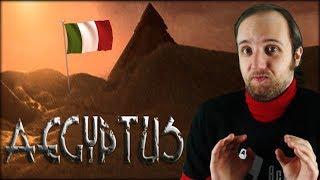 Aegyptus - un gioco italiano