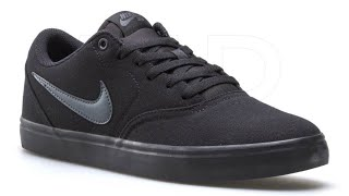 Attention Skateboarders Try The Nike Sb Check Solar Cnvs Youtube