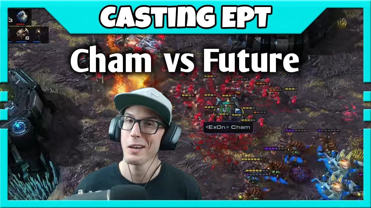 This micro isn't even fair! - Future vs Cham   Casting EPT #26