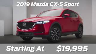 GRAB THE DOUGH! Featuring the 2019 Mazda CX5 from Triple J!