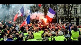 [ Gilet jaunes acte 8 ] La fin du franc CFA / la charte du gilet jaune / Macron