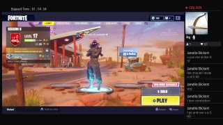 Fortnite live stream!|worst player in fortnite|playing with subs!|playing for fun!