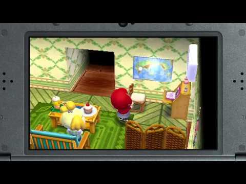 Animal Crossing Happy Home Designer - Video