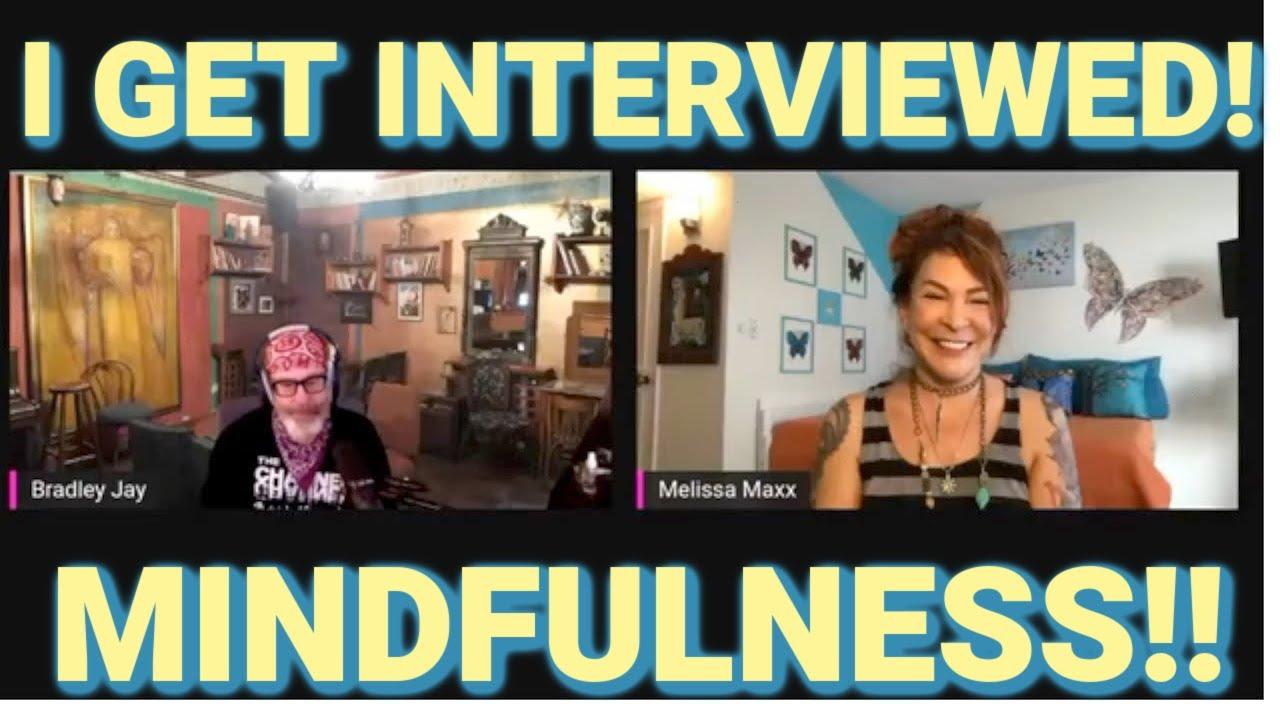QUOTED:Melissa Talks Radio, Mindfulness & New Book w/ Bradley Jay