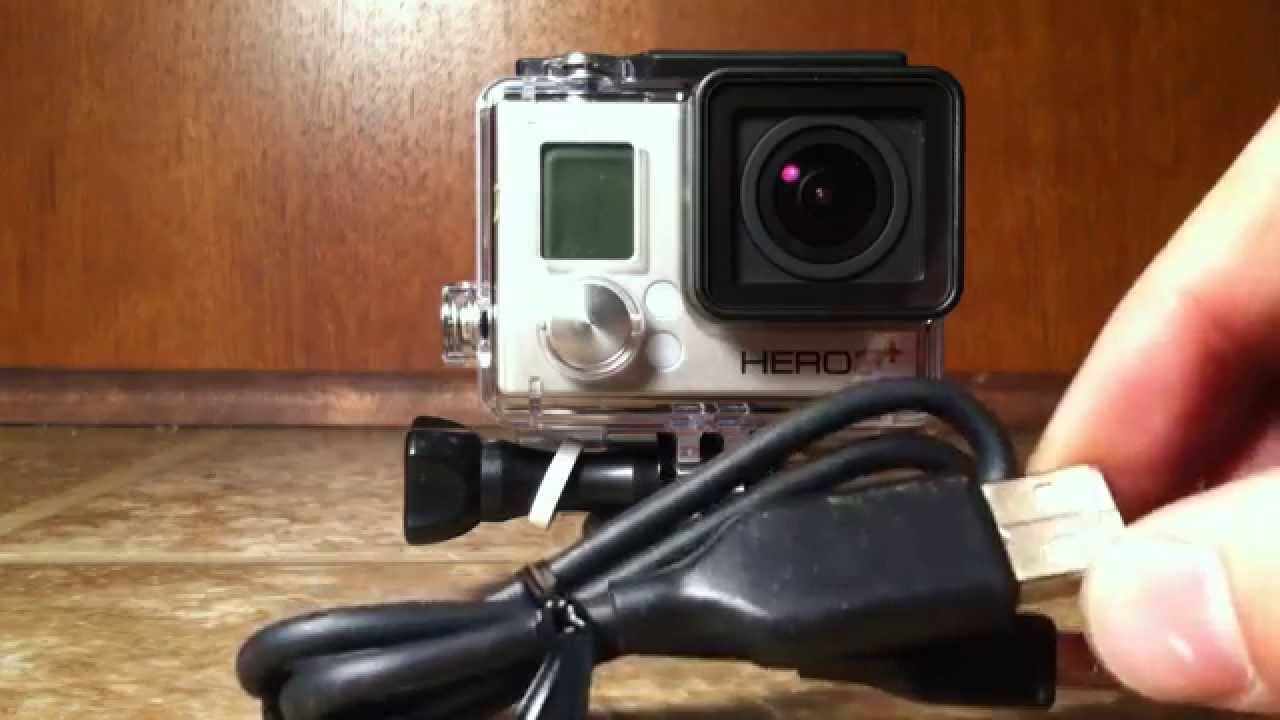 How To Charge Gopro Hero 3 : how to charge gopro hero 3 how to connect gopro to tv or computer youtube ~ Russianpoet.info Haus und Dekorationen