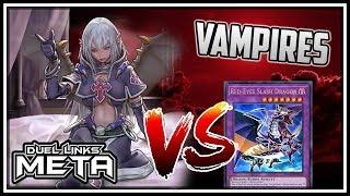 Vampires VS Red Eyes Slash Dragon! [Yu-Gi-Oh! Duel Links]