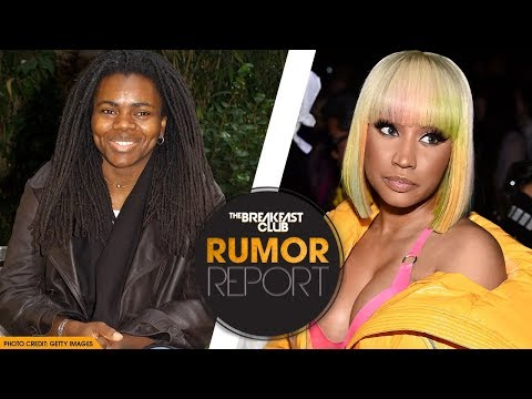 Nicki Minaj Sued by Tracy Chapman for Copyright Infringement