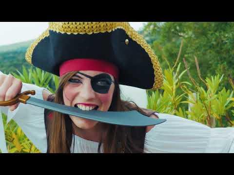 animation anniversaire enfant à la ribambelle theme Pirate