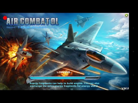 Air combat  -  Gameplay