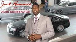 Ernest Wilford your former Jacksonville Jaguar @ Audi Jacksonville - Hanania Automotive Group