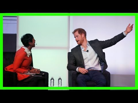Breaking News | Prince harry at obama summit says diana was 'ideal role model'
