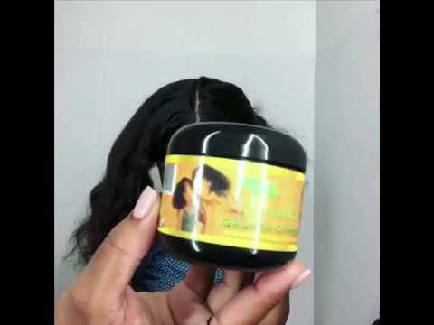 J'Organic Solutions kid's healthy hair kit