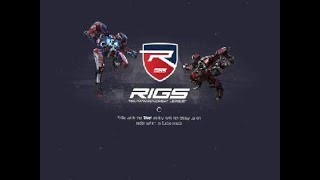 RIGS Mechanized Combat League™