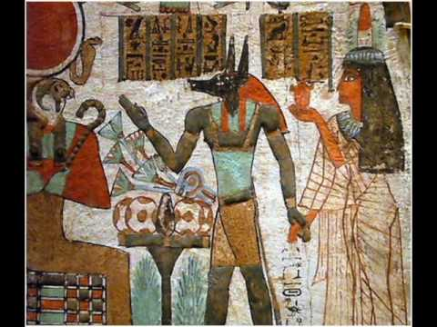 A Simple Egyptian Magical Prayer Spell 001M7