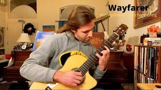 Wayfarer - arrangement by Richard Greig