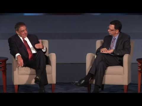 A Conversation with Leon Panetta