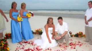 Grooms Marry Your Bride On a Beautiful Florida Beach She will Love You Forever