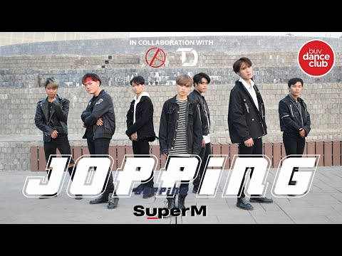 [KPOP IN PUBLIC] SuperM 'JOPPING' Dance Cover by BUV Dance Club ft C.A.C ft The Dazzlers | VIETNAM