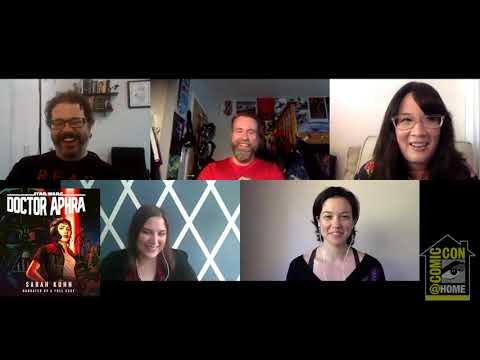 Star Wars Audiobooks: Doctor Aphra | Comic-Con@Home 2020