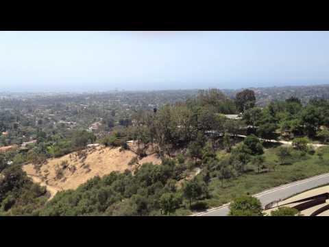 J. Paul Getty view