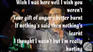 robbie williams - blasphemy (with lyrics)