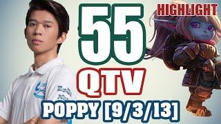 BM.QTV - Poppy vs Hecarim - Rank Kim Cương Việt - Highlight