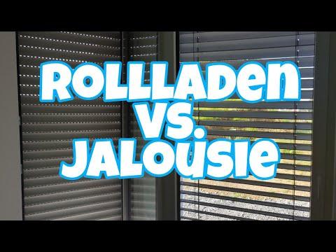 Hausbau Blog| Jalousien Vs. Rollladen|  Vorteile Nachteile Raffstore| Die Siwuchins