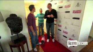Real Housewives of NJ: Boys to Manzo Apartment Tour