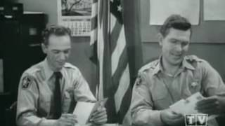Classic Christmas Moment from the Andy Griffith show