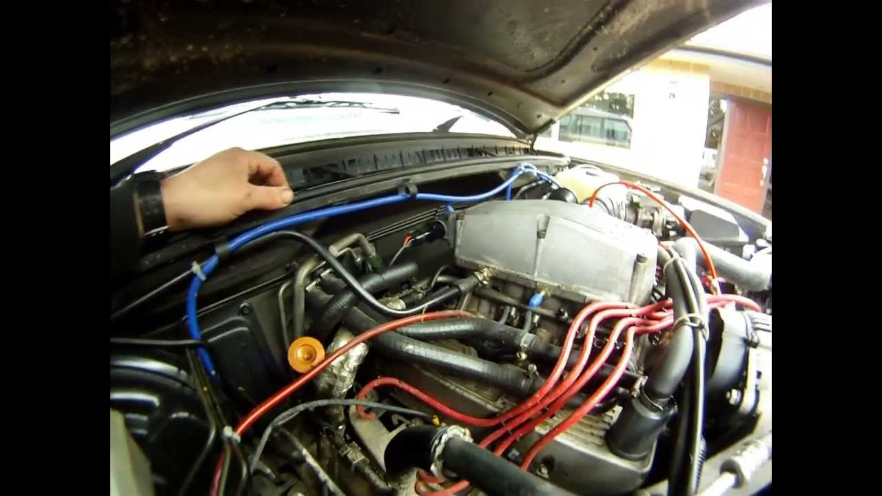 Land Rover Discovery V8 3 9 Efi Ecumate Part One Youtube