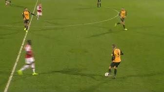 Cambridge United v Arsenal U21 highlights