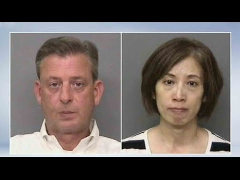 Pilot, assistant accused of trying to deport Chinese student